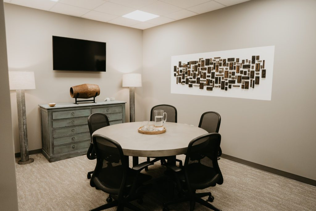 meeting and training rooms